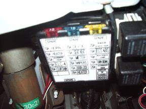 t0me delica l400 delicaclub australia offroad 4x4 4wd camping rh t0me com Mitsubishi Fuse Box Location 2008 Mitsubishi Fuse Box Location